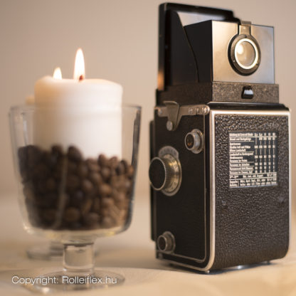 Rolleiflex Automat 1 - Back
