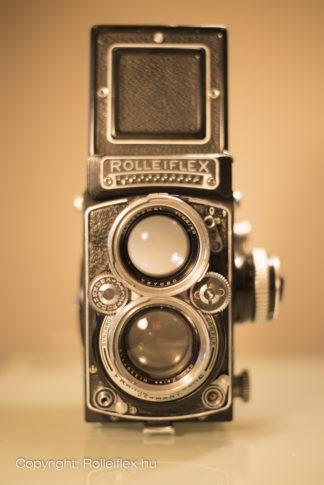 Rolleiflex 2.8E - Front