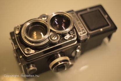 Rolleiflex 2.8E - Above