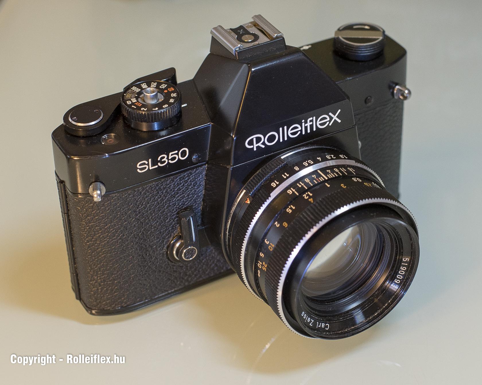 rolleiflex sl 350