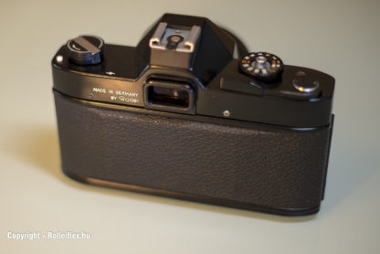 Rolleiflex SL 350 - Made in Germany - Back