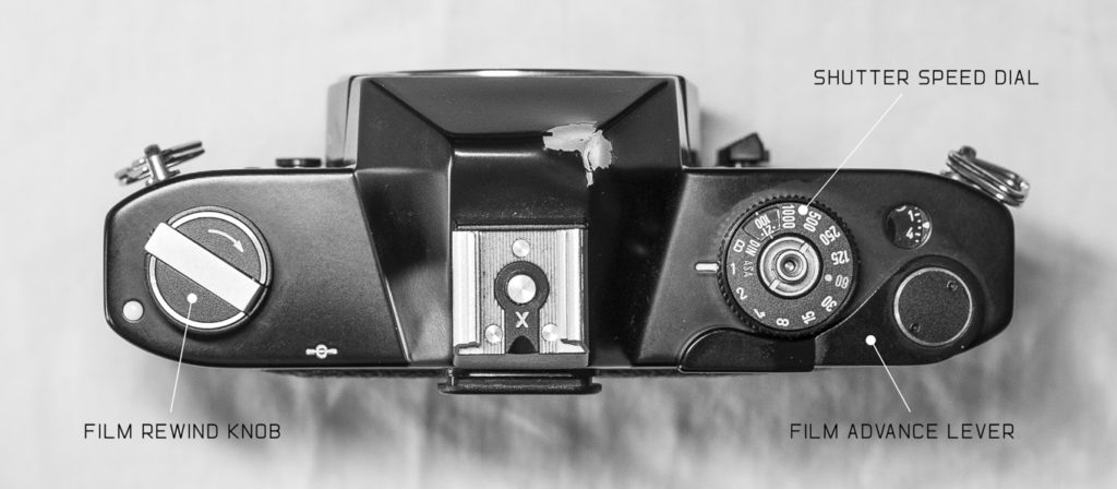 Rolleiflex SL 350 TOP