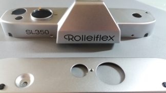 Rolleiflex SL350 Top and Bottom part
