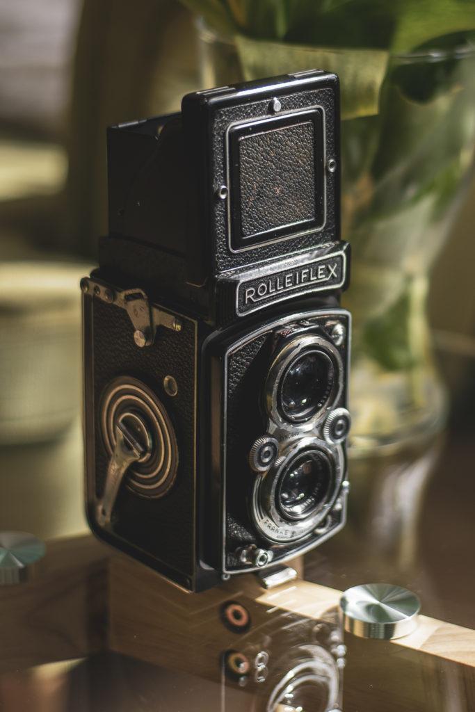 Rolleiflex Automat K4A